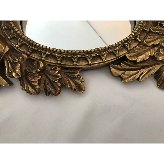 French Baroque Gilt Mirrors - A Pair - Image 6 of 11
