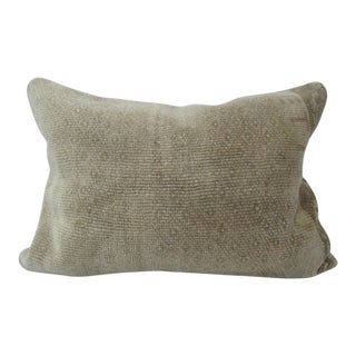 Vintage Handmade Turkish Pillow Cover For Sale