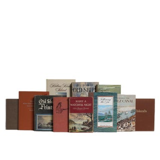 Walking the Plank Nautical Book Set, S/20 Preview