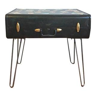 Vintage Samsonite Suitcase Table