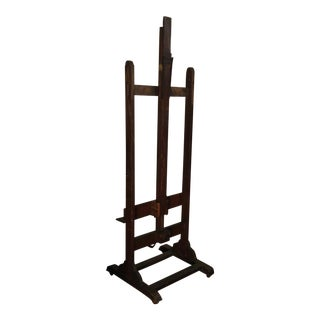 Large 19th Century Artist's Easel