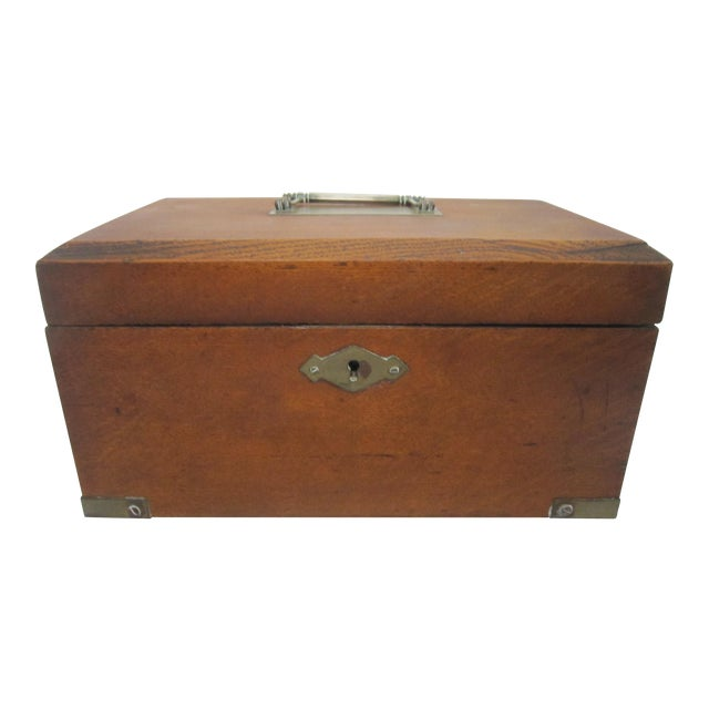 Walnut Humidor Box - Image 1 of 6