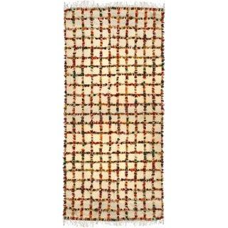 Vintage Turkish Tulu Blanket or Rug For Sale