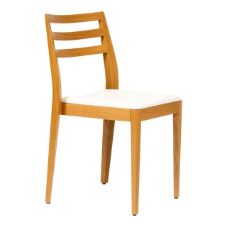 Thomas Albrecht for Dietiker Soma Upholstered Dining Chair For Sale
