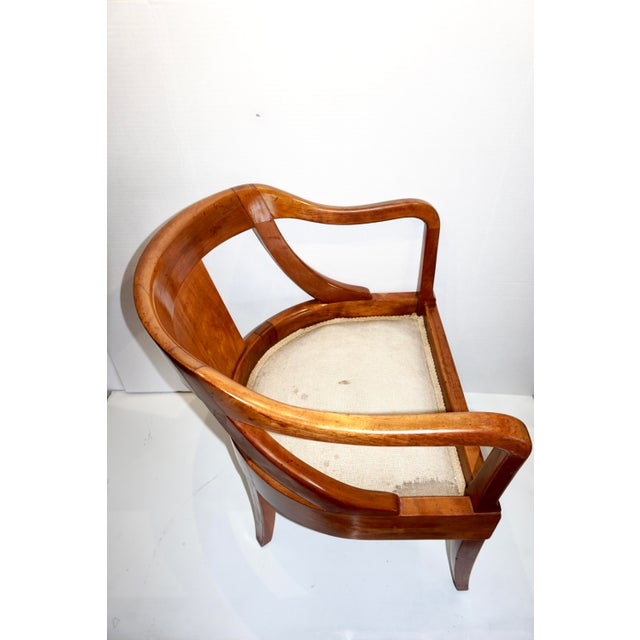 1960s Vintage Baker Hollywood Regency StyleLounge Chair Frames - A ...