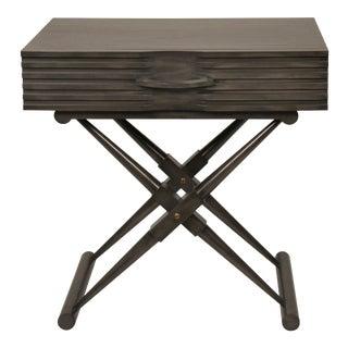 Zanta Side Table in Pale For Sale