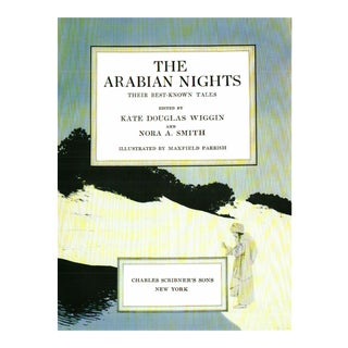 """1993 """"The Arabian Nights: Their Best-Known Tales"""" Book"""
