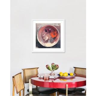 "Medium ""Flower Bowl"" Print by Caitlin Winner, 23"" X 23"" Preview"