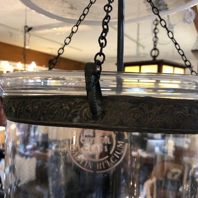 Vintage Val Saint Lambert Hundi Lantern For Sale In San Francisco - Image 6 of 13