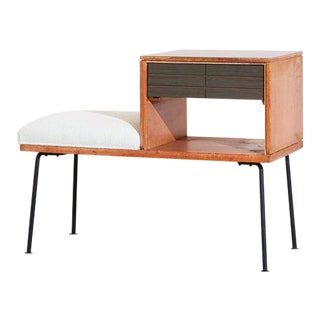 Raymond Loewy for Mengel Bench For Sale
