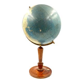 1930s Celestial Globe, Prof. Johannes Riem, Columbus Verlag. Berlin For Sale