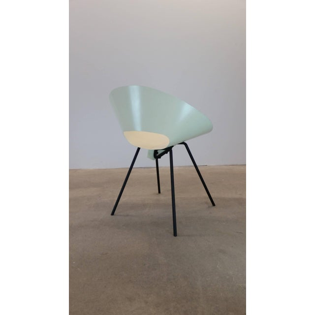 Mid-Century Modern Donald Knorr Chair for Knoll Associates, 1948 'Moma Design Competition Winner' For Sale - Image 3 of 6