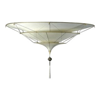 Fortuny Three Tier Sheherazade Ceiling Mount Light Fixture For Sale