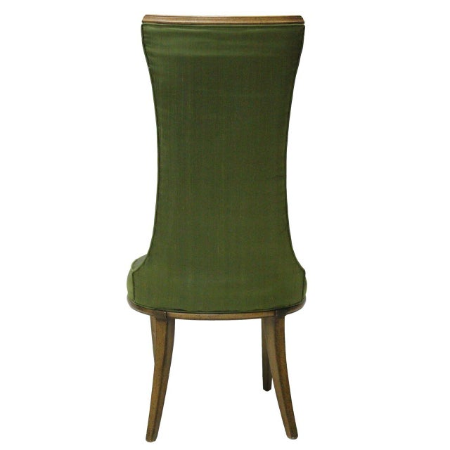 Mid Century Fireside Chairs - Pair - Image 2 of 3