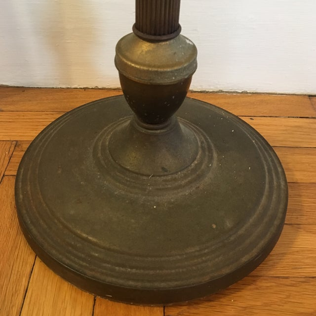 Hollywood Regency Vintage Smoking Cigar Floor Stand Ashtray For Sale - Image 3 of 8