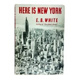 "Image of 1949 ""Here Is New York"" Collectible Book For Sale"