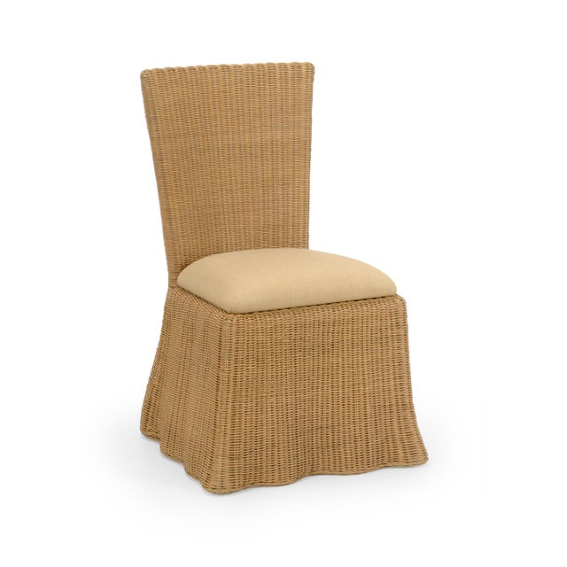 Traditional Savannah Dining Chair, Natur For Sale - Image 3 of 3