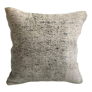 Turkish Organic Anatolian Natural Kilim Pillow For Sale