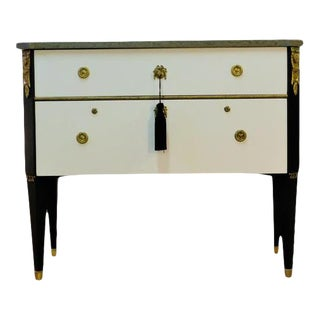 1930s Coco Chanel Gustavian Louis XVI Style Chests For Sale