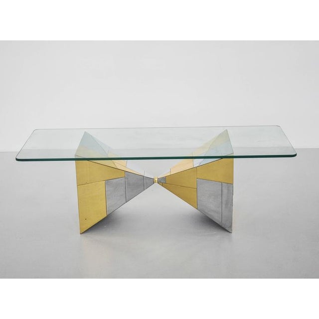 Paul Evans Cityscape Coffee Table - Image 2 of 8