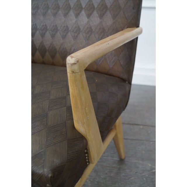 Mid-Century Russel Wright Lounge Chairs - Pair For Sale - Image 10 of 10
