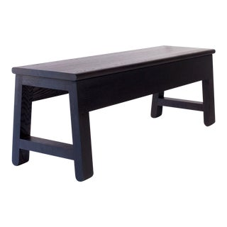 Organic Modern Rockwell Bench For Sale