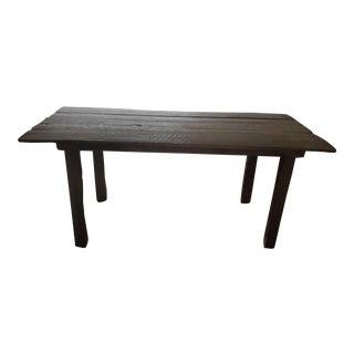 Rustic Farmhouse Table For Sale