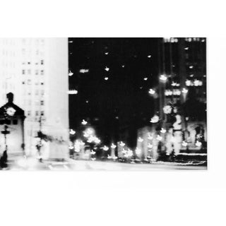 """""""Chicago in Motion"""" Black & White Photograph Preview"""