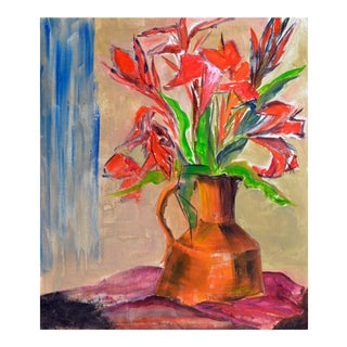 Tiger Lilies by Renate Radcliffe For Sale