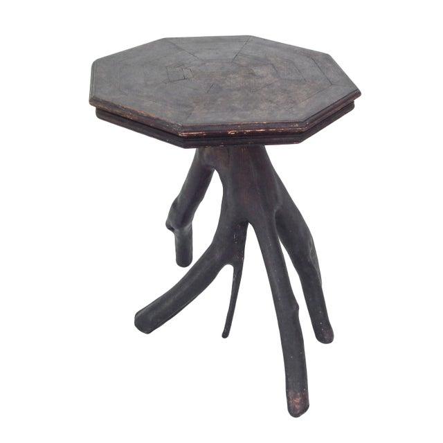 Folk Art Twig Table - Image 2 of 10