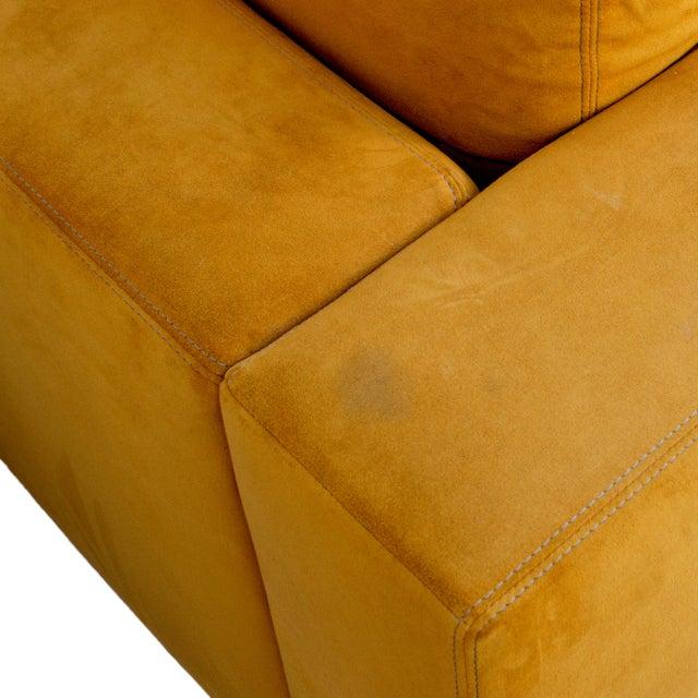 Orange Jeffrey Bernett & Nicholas Dodziuk for Design Within Reach Armchairs - a Pair For Sale - Image 8 of 10