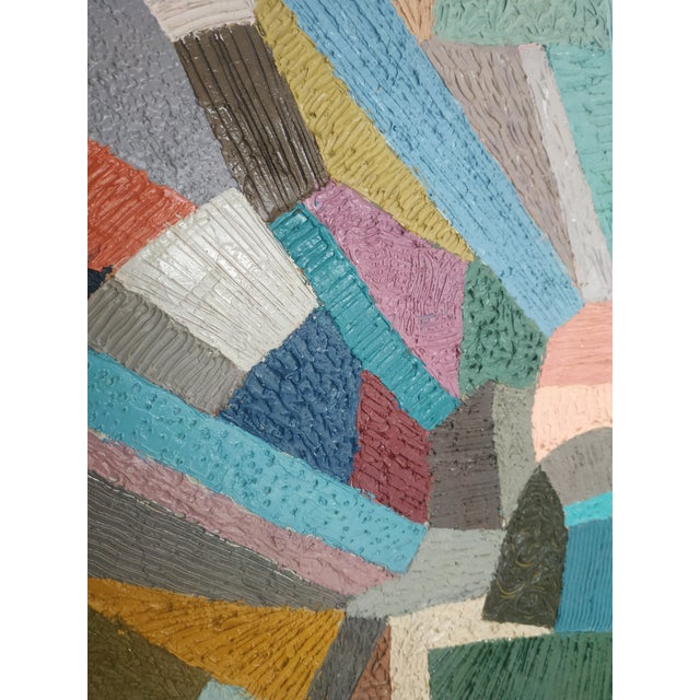 Early 21st Century Contemporary Oil Painting by Andy Dobbie, Parys Mountain III For Sale - Image 5 of 9
