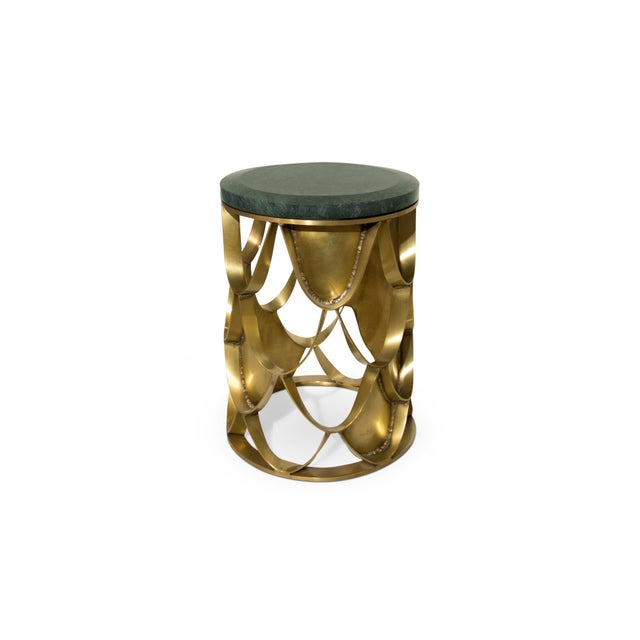 Koi Side Table From Covet Paris For Sale - Image 9 of 9