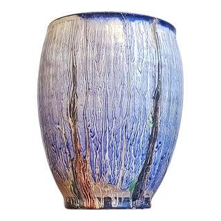 Eupen Grès d'ART Belgian Studio Pottery Vase For Sale
