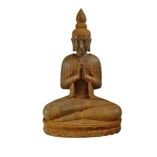 Stone Sitting Buddha For Sale