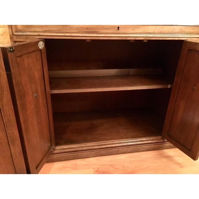 Baker Furniture Company Baker Furniture Bar Cart For Sale - Image 4 of 11