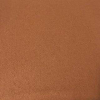 Maharam Burnt Orange Wool Felt Fabric