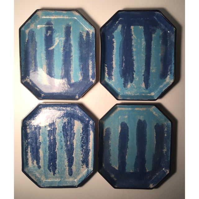 Gordon Martz Ceramic Teacups / Dinnerware For Sale - Image 9 of 12