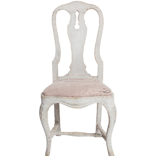 Antique Swedish Dining Chairs For Sale In New York - Image 6 of 6