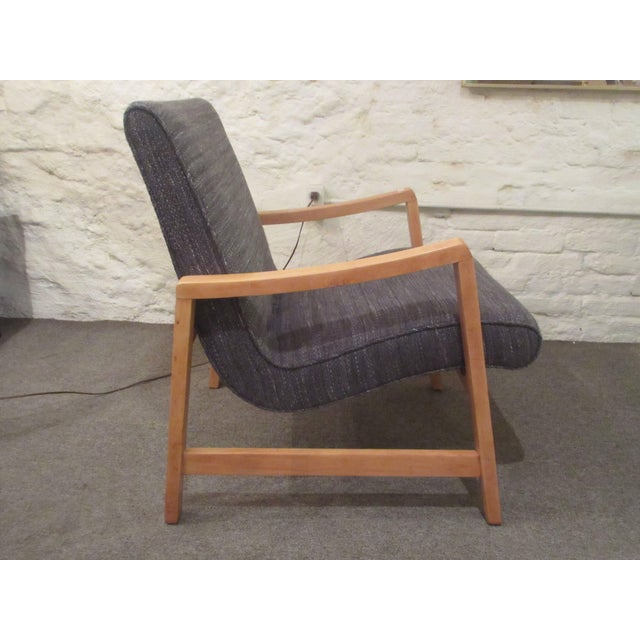Mid-Century Modern Jens Risom for Knoll Associates Armchair For Sale - Image 3 of 8