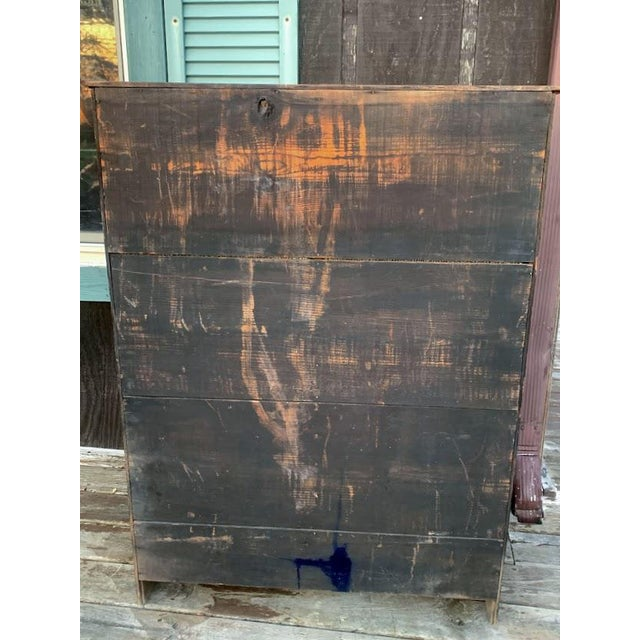 1920s Era Sheet Music Cabinet For Sale - Image 4 of 12
