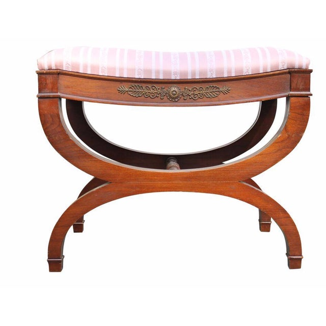 Regency X-Base Vanity Bench - Image 1 of 3
