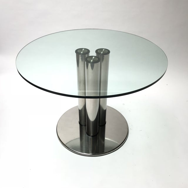 Marcuso Dining Table for Zanotta For Sale - Image 13 of 13