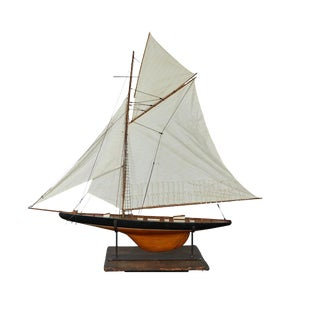 Large Model Sailing Boat For Sale