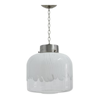 1960s Vintage Murano Pendant Lamp For Sale