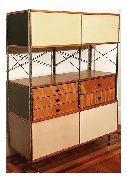 Original Eames Storage Unit