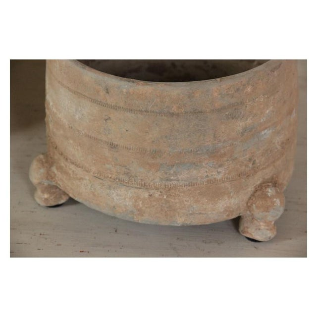 Ceramic Chinese Han Dynasty Period Terracotta Lian For Sale - Image 7 of 11