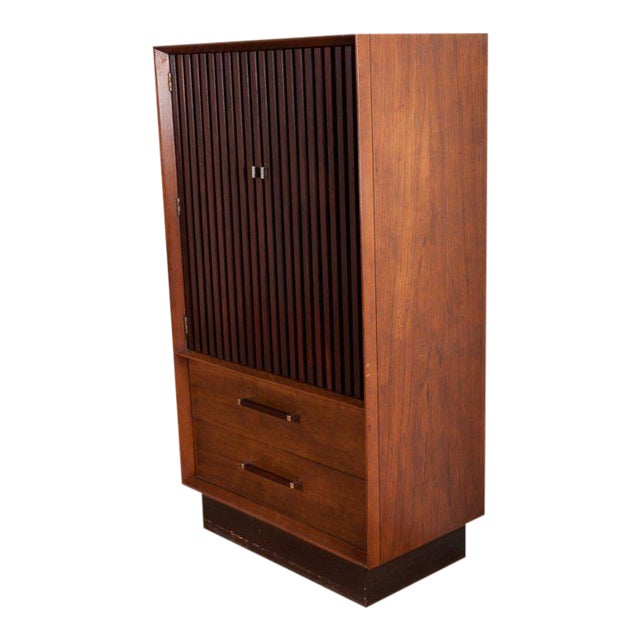 Rosewood Tallboy by Lane of Alta Vista For Sale