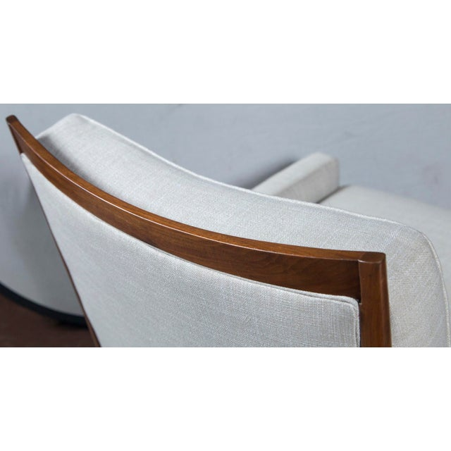 Paul McCobb for Directional Lounge Chairs - a Pair For Sale In New York - Image 6 of 9