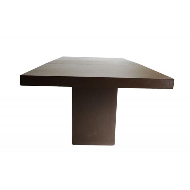 Mid-Century Modern Dining Table - Image 5 of 7